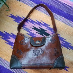 American West Leather Purse NWOT